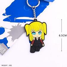 NEW! Death Note Misa Amane Keychain Key Ring Pendant Anime Gift AU