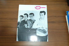 THE SHADOWS OLYMPIA 1963 PROGRAMME ORIGINAL