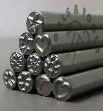 5.0 mm Religious Symbols Precision Design Metal Punch Stamps Buy Individual/ Set