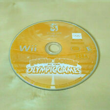 MARIO & SONIC at the Olympic Games (Wii, 2007) DISC ONLY