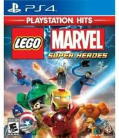 LEGO Marvel: Super Heroes Playstation Hits ( PS4 /Sony PlayStation 4) Brand New
