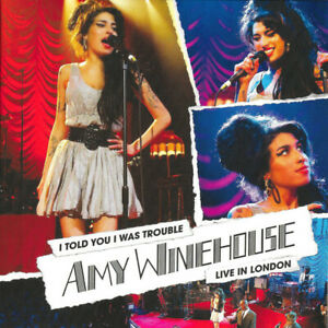 NEW CD Album - Amy Winehouse - Live in London (Mini LP Style Card Case CD)