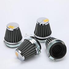 New 4 pcs 39mm Air Filters Pod For Honda CB750 Suzuki GS550 Kawasaki KZ650 KZ550