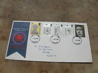 GB First Day Cover / FDC -1969 Charles Prince of Wales investiture -Liverpool fr