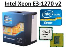 Intel Xeon E3-1270 v2 SR0P6 4 Core Clock 3.5 - 3.9 GHz, Socket LGA1155, 69W CPU