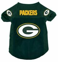 NEW GREEN BAY PACKERS PET DOG MESH FOOTBALL JERSEY ALL SIZES ALTERNATE STYLE