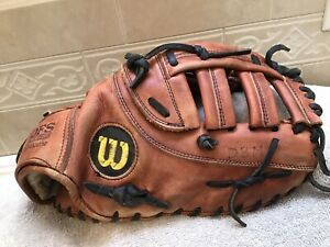 "Wilson A1974 Conform 13"" Pro Stock Baseball Softball First Base Mitt Right Thro"