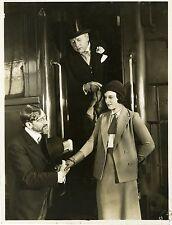 """""""LE PARFUM DE LA DAME EN NOIR"""" Photo originale 1930 (Kissa KOUPRINE)"""