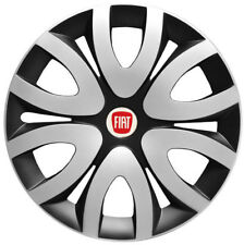 4x15'' Wheel trims Hub caps for Fiat 500 15''  NEW