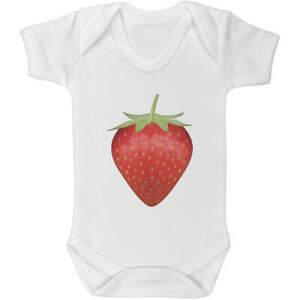 'Strawberry' Baby Grows / Bodysuits (GR023636)
