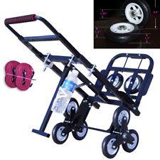 Stair Climbing Cart Portable Folding Hand Truck 420lbs Capacity Luggage Handcart