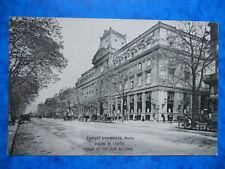 PARIS  :  Le Crédit Lyonnais......VO.1912.