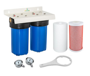 Awesome Water® - Twin WOH Filtration - Tank & Bore Water System