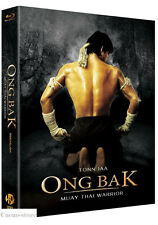 Ong-Bak : Muay Thai Warrior ( Blu-ray ) FULL SLIP CASE / No English / Region ALL