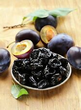 Prunes Plums Dried Pitted Lot of 10 Lb (10 x 1lb each) (No Pit) CALIFORNIA GROWN