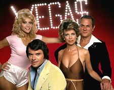 """""""VEGA$"""" VEGAS CAST FROM THE ABC TELEVISION SHOW - 8X10 PUBLICITY PHOTO (BB-924)"""