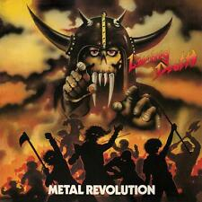 Living Death - Metal Revolution + Live, 1985 (Ger), CD