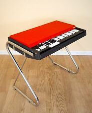 1966 Vox Jaguar Vintage Combo Organ Keyboard voll gewartet Z Beine, Continental