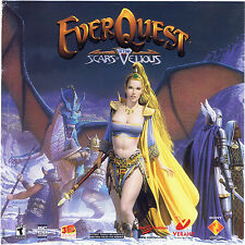 EverQuest: The Scars of Velious (Pc, 2000, Verant Interactive)