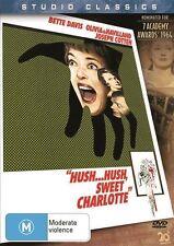 Hush, Hush, Sweet Charlotte (DVD, 2011)