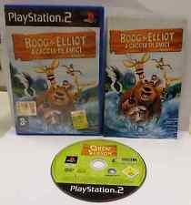 Console Game SONY Playstation 2 PS2 PAL ITALIANO BOOG & ELLIOT A CACCIA DI AMICI