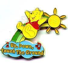 Disney Magical Musical Moments Winnie the Pooh Pin