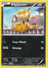 Baggiguane -N&B:Tempête Plasma-85/135-Carte Pokemon Neuve Française