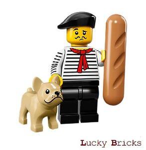 LEGO Minifiguren 71018 - Serie 17 -  Feinschmecker + M17 F9