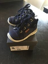 Ecco First Boots - Night Sky Size 21