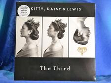 Kitty, Daisy & Lewis-The Third, LP, Vinile White, mp3, Nuovo/Scatola Originale