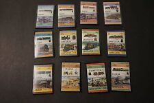 Loco 100 Stamp Collection - 24 total stamps