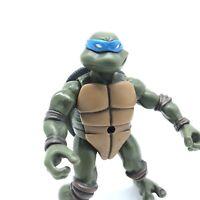 Teenage Mutant Ninja Turtles Leonardo 2002 Fighting Action Figure TMNT Toy LP