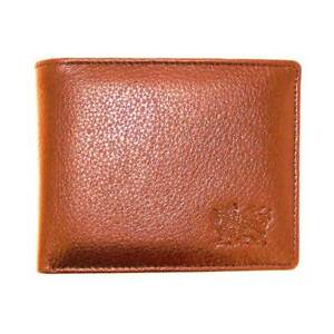 Gents Leather Wallet Tan M-02-1