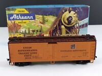 Athearn 5213 Soo Line 40' Wood Reefer Box Car URTX 5626 HO Scale