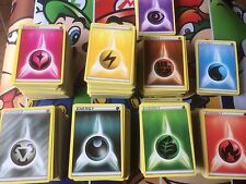 1325x Basic Energy Collection All Types Pokemon TCG 2013 Fairy Metal Darkness