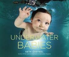 Underwater Babies Seth Casteel Hardcover Book with Dust Jacket NEW