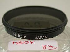 Original Nikon ND Grau Grey Filter Foto Lens Kamera 39mm 39 E39 für for 8/500 (7