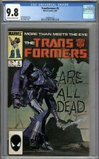 Transformers #5 CGC 9.8 NM/MT