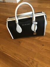 NWT Micharl Kors Lacey Duffel Satchel Shoulder Bag With Strap