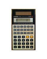 Vintage Solar Scientific Calculator Casio fx-85 + Case