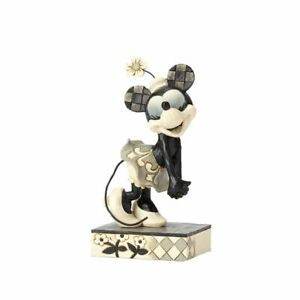 Disney Traditions 4056758 Good Hearted Gal Minnie Get a Horse Figurine