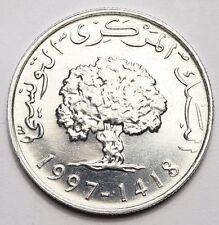 TUNISIE : 5 MILLIM 1997-1418