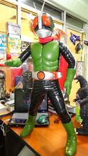 "CUSTOM MADE KAMEN RIDER OLD 2 MASKED RIDER 34""INCH SUPER BIG FIGURE"