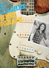 LP RORY GALLAGHERagainst the grainHOLLAND 1975 EX+ ( + INNERSLEEVE)