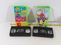 The Wiggles ~ Wiggly Play Time & Wiggly, Wiggly World ~ Kids TV Show  Ships FREE