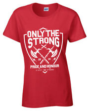 El Fuerte Mujer S-2XL Pride And Honor Ejercicio Gimnasio Mujer