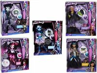 Monster High GHOULS RULE 5 Dolls  ABBEY Clawdeen CLEO Draculaura FRANKIE