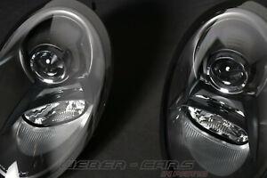 99163199352 9452 New OEM Porsche 911 991 Xenon Headlight Adaptive Light Black