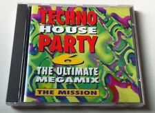 TECHNO HOUSE PARTY 6  -  ULTIMATE MEGAMIX  -  CD.