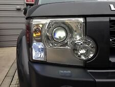 Land Rover CANBUS Error Free Xenon White LED Side Lights Parking Light Bulbs T10